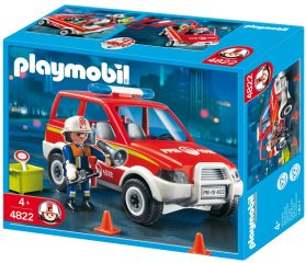Playmobil Kommandowagen