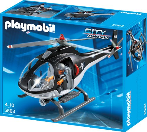 PLAYMOBIL 5563 - SEK-Helikopter
