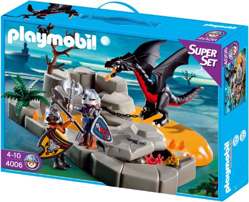 Playmobil SuperSet-Drachenfels