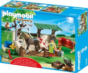 PLAYMOBIL 5225 - Pferdepflegestation