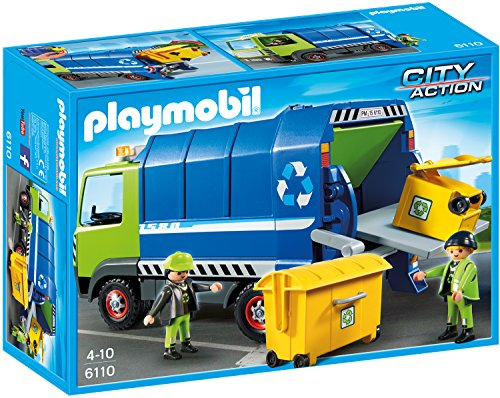 PLAYMOBIL 6110 - Neuer Recycling-Truck