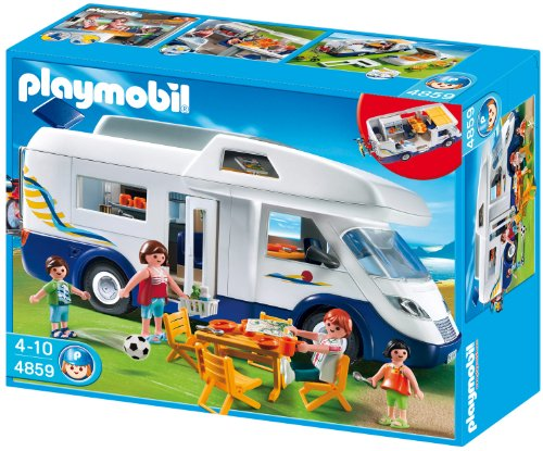 PLAYMOBIL 4859 - Familien-Wohnmobil
