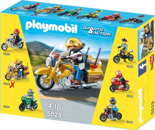 PLAYMOBIL 5523 - Street Tourer